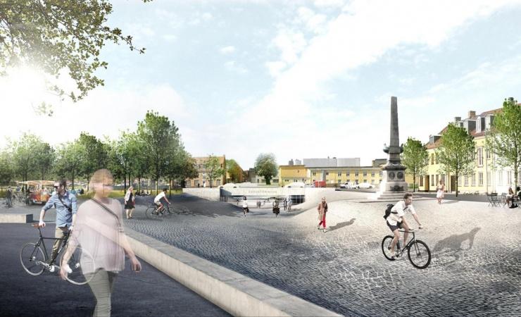 Køge Kyst vil videre med sidste underføring ved jernbanen