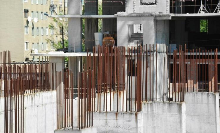 Fremtidens beton er bæredygtig