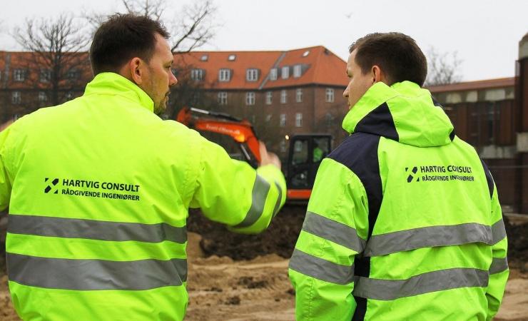 Hartvig Consult vinder rammeaftale med Københavns Kommune