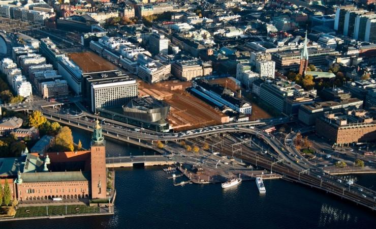 Dansk islæt til centralt Stockholm-projekt