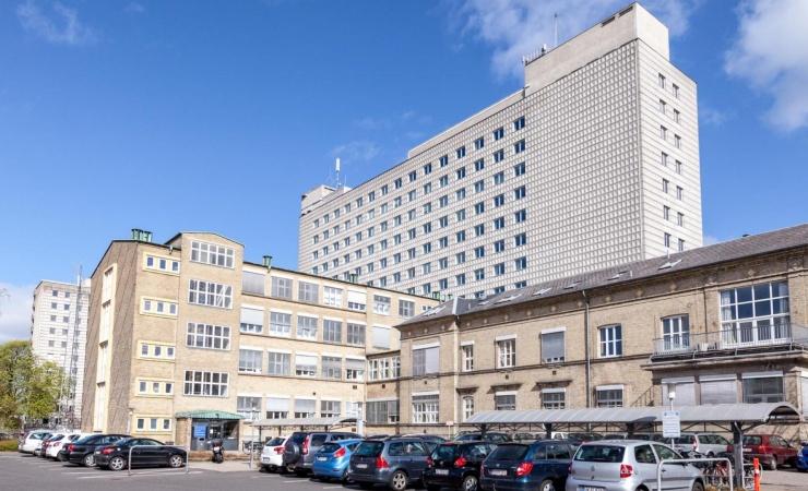 Lokalt ejendomsselskab køber 45.000 kvm. Aalborg-sygehus for 225 millioner kroner