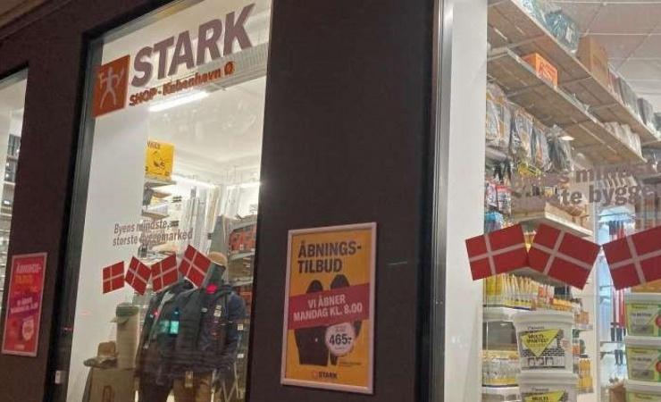 Tredje Stark Shop åbner i København
