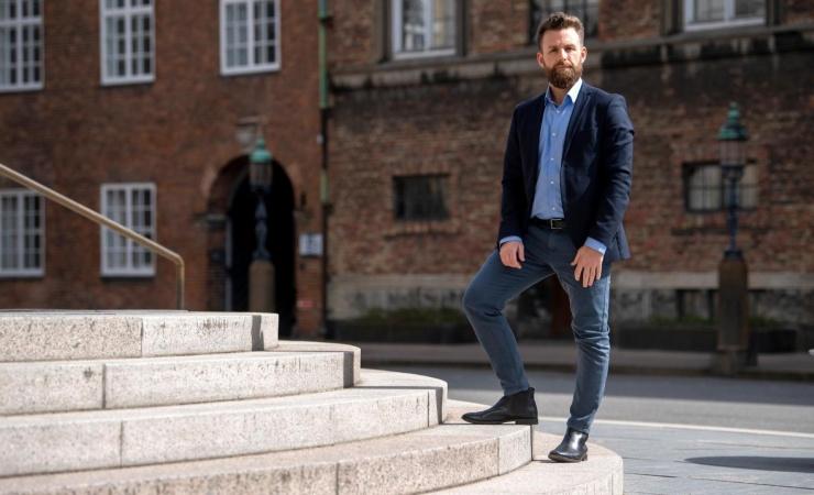 """Ny direktør skal øge efterspørgslen på """"grønne"""" sten"""