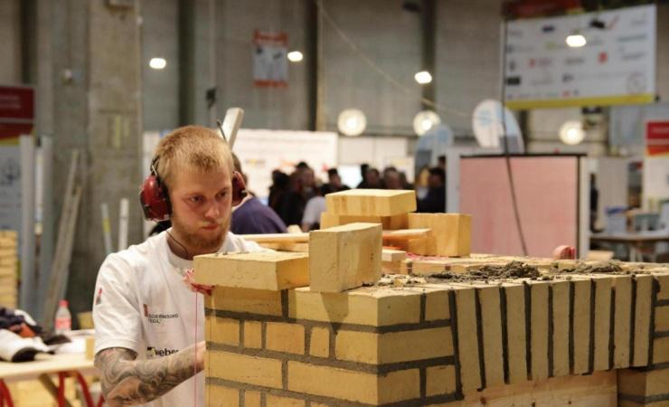 Boom i interessen for byggeriet