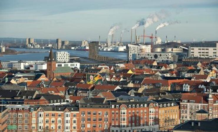 Aalborg befinder sig i et byggeboom