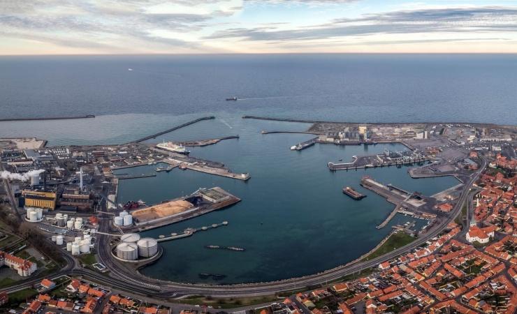 Rønne Havn udpeger sin mole-bygger