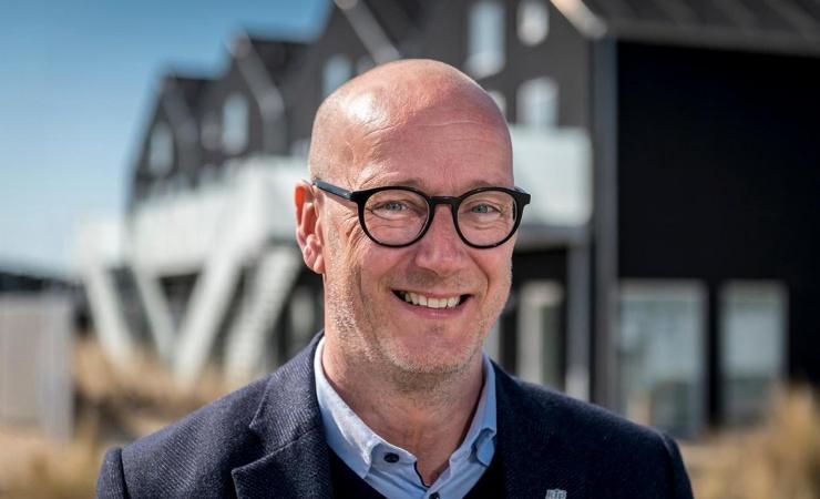 Shurtape går i land i Danmark