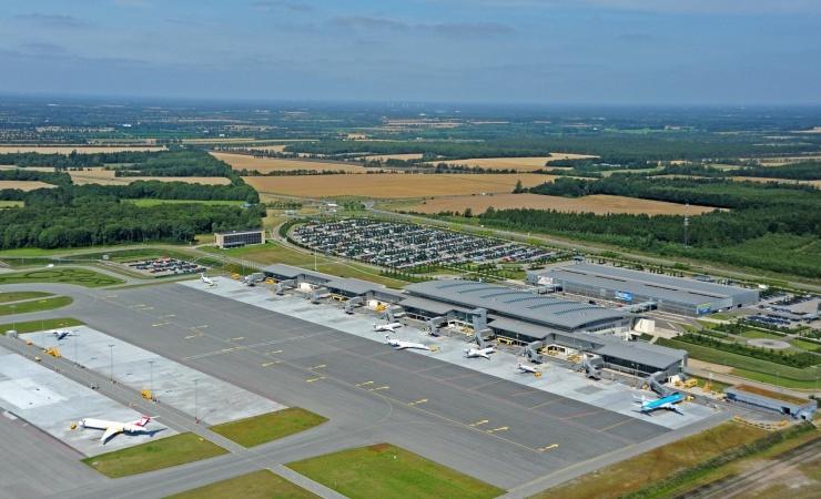 KG Hansen udvider lufthavn for 140 millioner