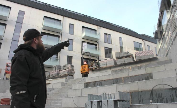 Nyt Aarhus-byggeri har taget tid med vilje