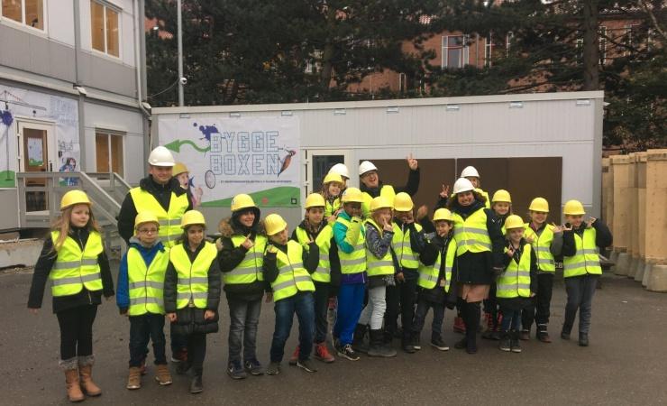 Byggeri i børnehøjde til endnu flere børn
