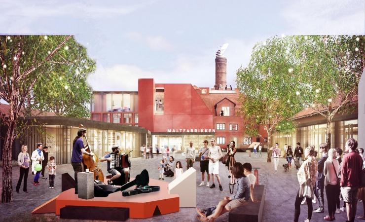 Fokus: Ombygning til kulturhus