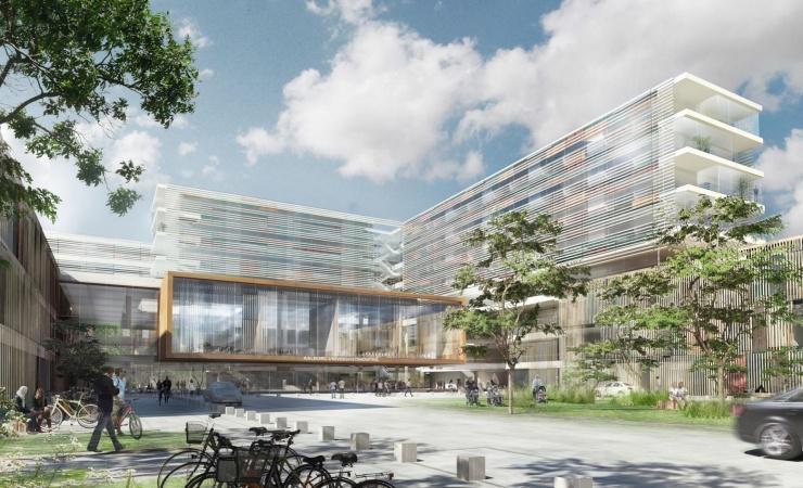 Bravida vinder stor VVS-ordre på nyt hospital