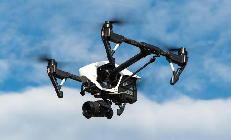 Dronerne indtager ejendomsmesse