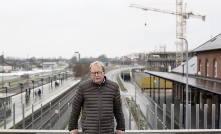 Wilbek lokker investorer til Viborgs byggeboom