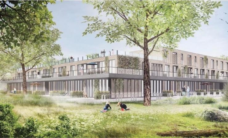 Fokus: Etablering af seniorbofællesskab i Odense
