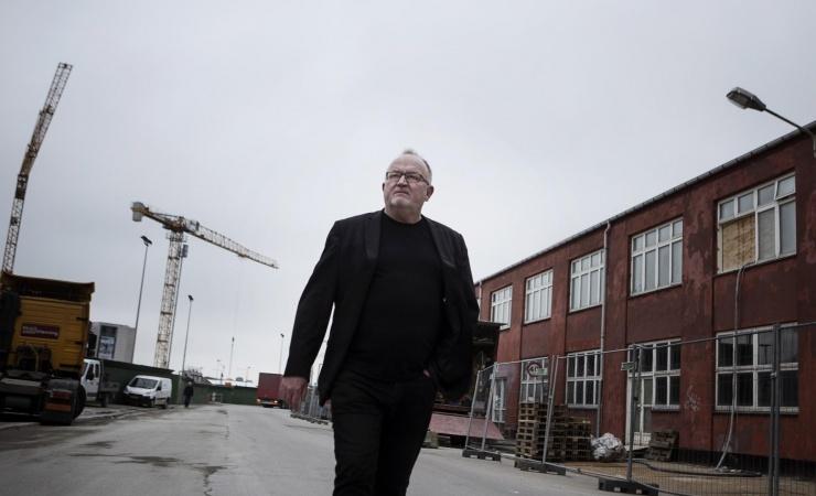 Jens Kramer Mikkelsen stopper i By & Havn