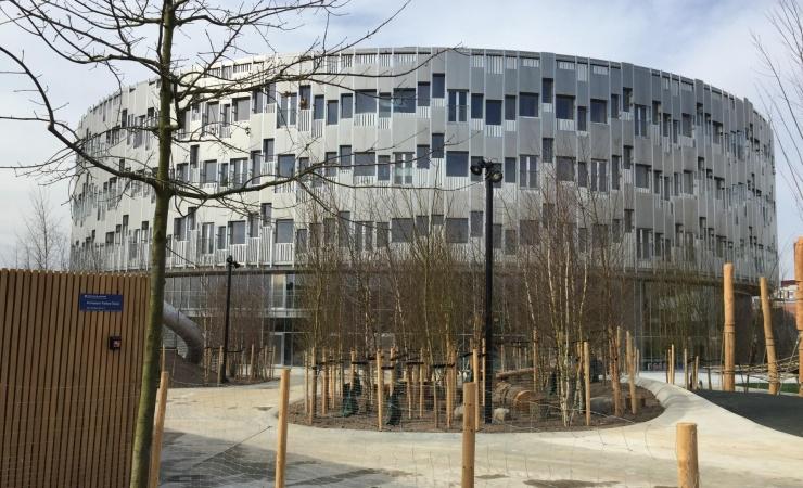 MTH afleverer skole i Ørestad