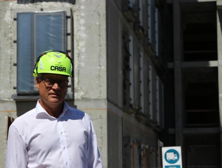 Projektdirektør: Glad for grundig logistik-planlægning ved nyt Horsens-byområde