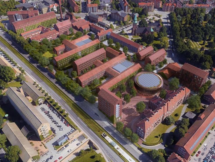 Vinderen af stort universitetsprojekt i Aarhus er udnævnt