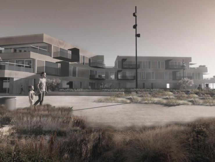 Ugens projekt: Sydhavnen - nye boliger på havnen i Thisted