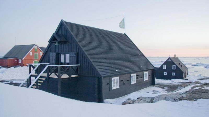 Realdania hædres for projekt i Grønland