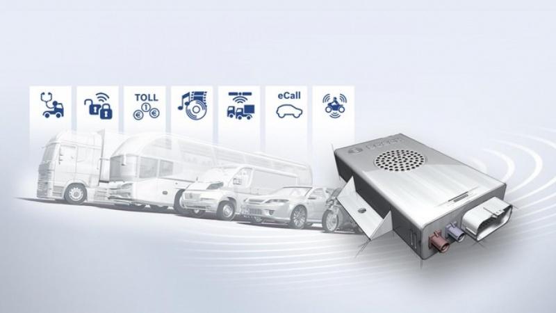 Automatisk nødopkald i alle nye varebiler