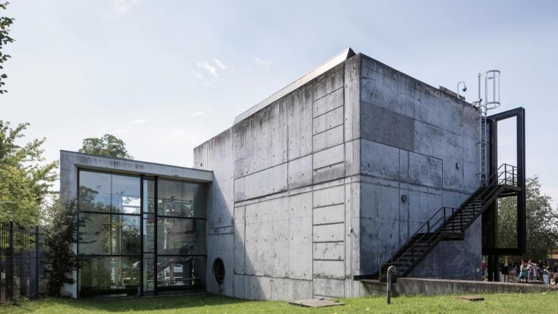 Dansk bog om betonarkitektur på gaden