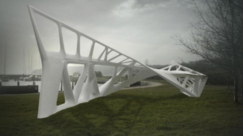 Ny metode flytter grænser for mulighederne med beton