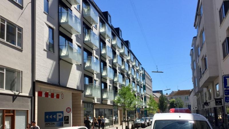 120 nye lejligheder i hjertet af Aarhus