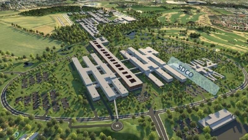 Arkitema valgt til diabetescenter i Odense