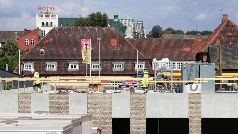 JN-Construction arbejder med helstøbt byggeri