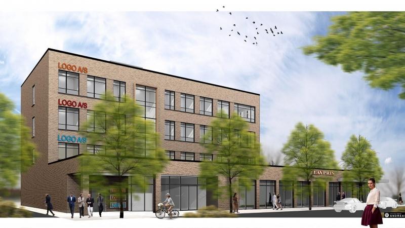 Stort erhvervsbyggeri sættes i gang i Køge