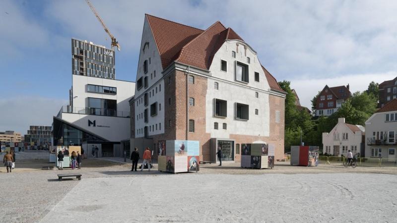 Renoveringen af Multikulturhuset Sønderborg