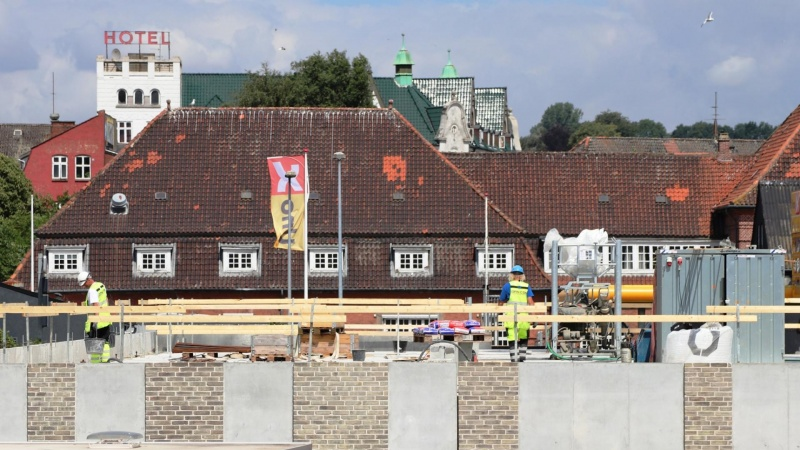 Lønningerne i bygge og anlæg stiger mest