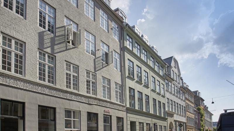 Københavnergade føres tilbage til 1600-tallet