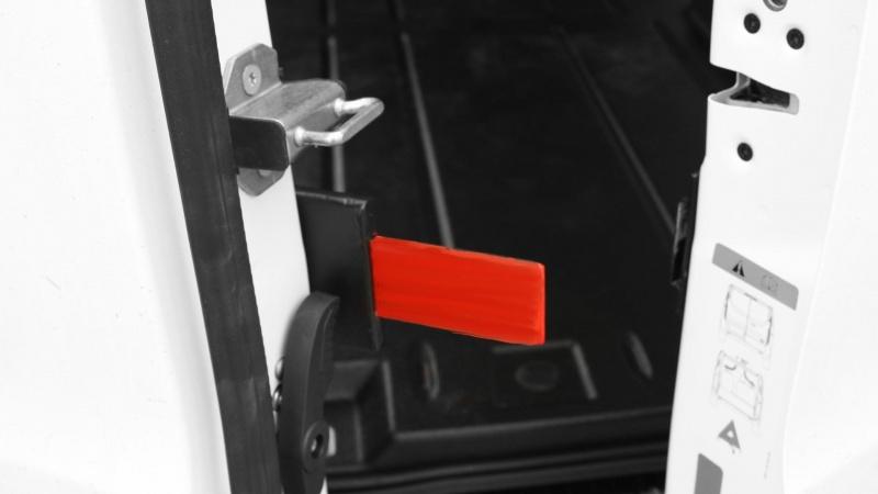 Nyt system sikrer mod indbrud i varebilen