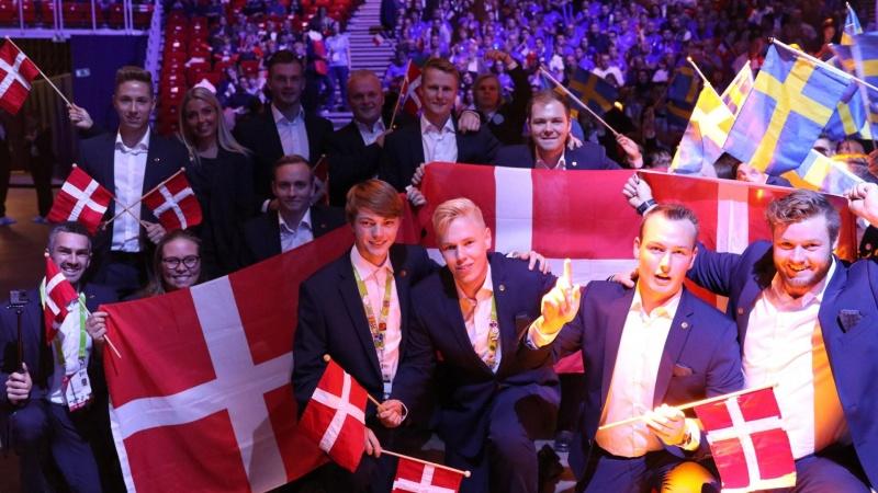 Danskere høster medaljer i Budapest