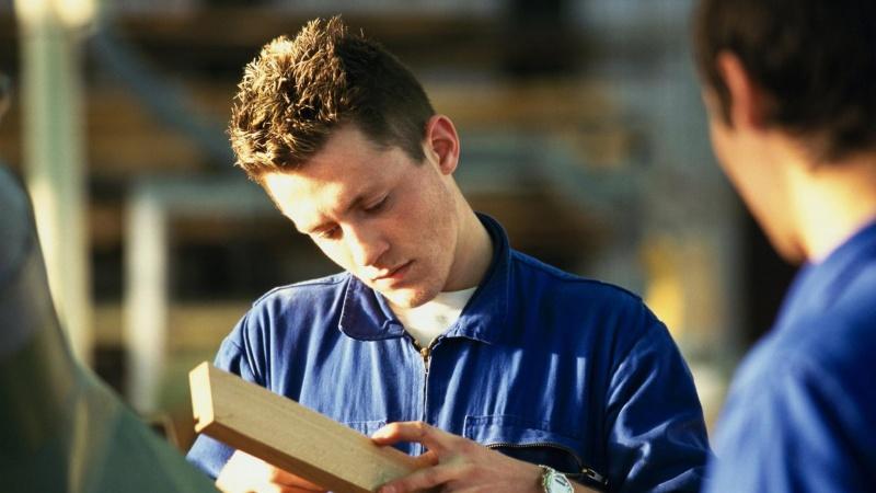 EUX-lærlinge strømmer ud i små virksomheder