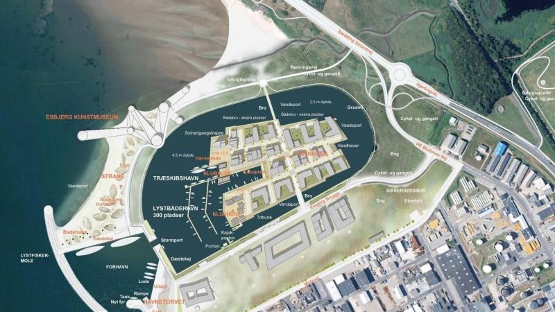 Maritimt Center i Esbjerg får arkitektonisk løft