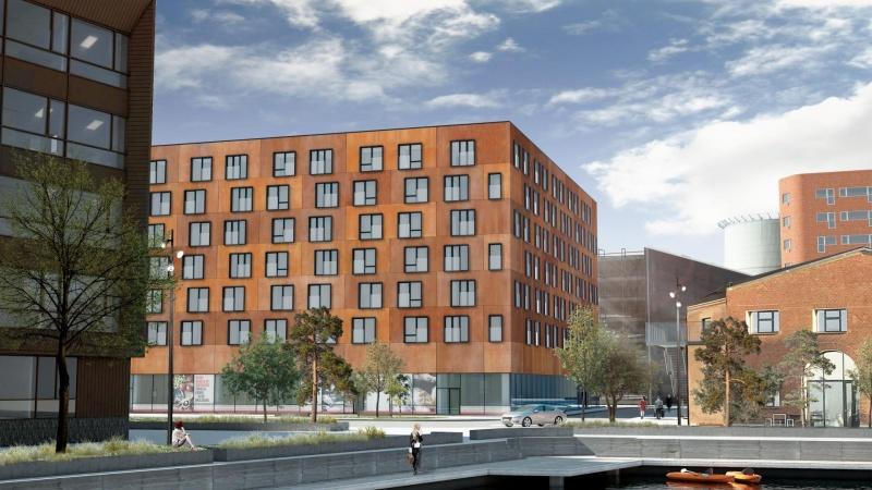 PFA afslutter byggeprojekt i Aalborg