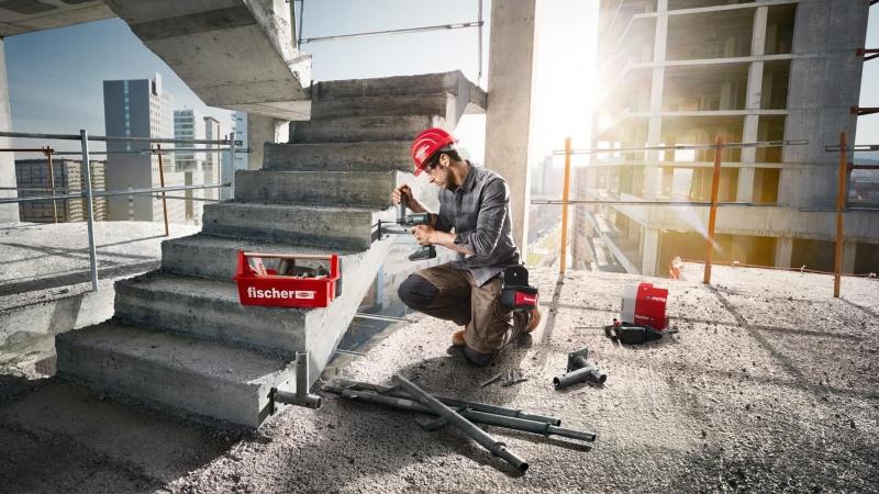 Ny betonskrue til den hårde nordiske beton