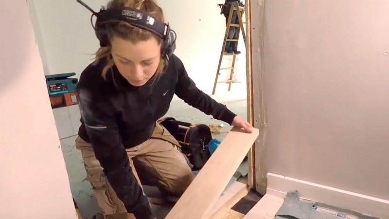 Boss-Ladies: Flere piger til byggefagene