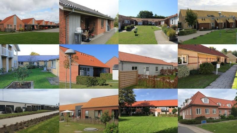 Fem boligselskaber i fælles front