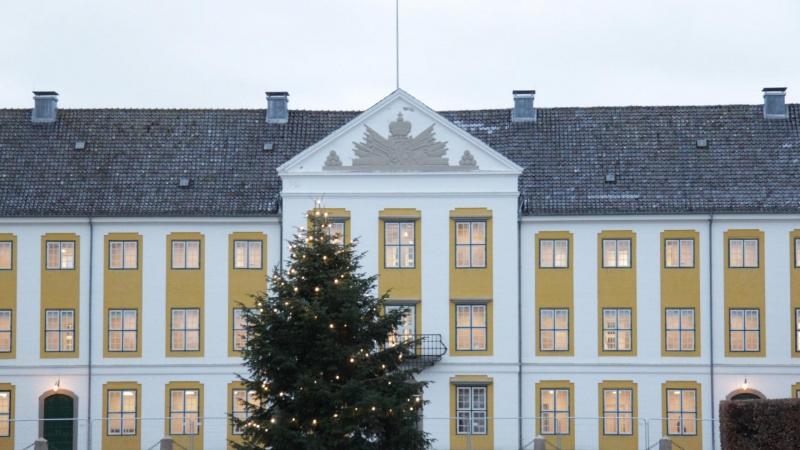 Augustenborg Slot står klar til Landbrugsstyrelsen
