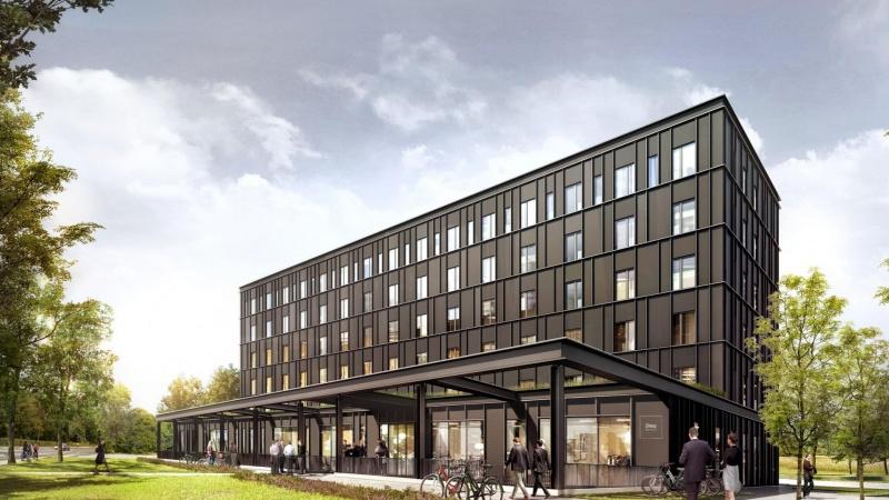 Pihl & Søn opfører nyt hotel i Lyngby