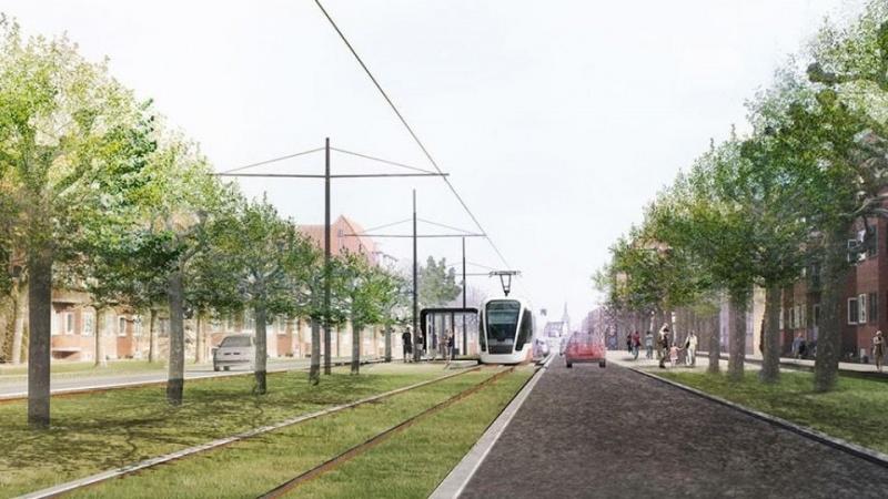 Støtten til Odense Letbane er på sit laveste