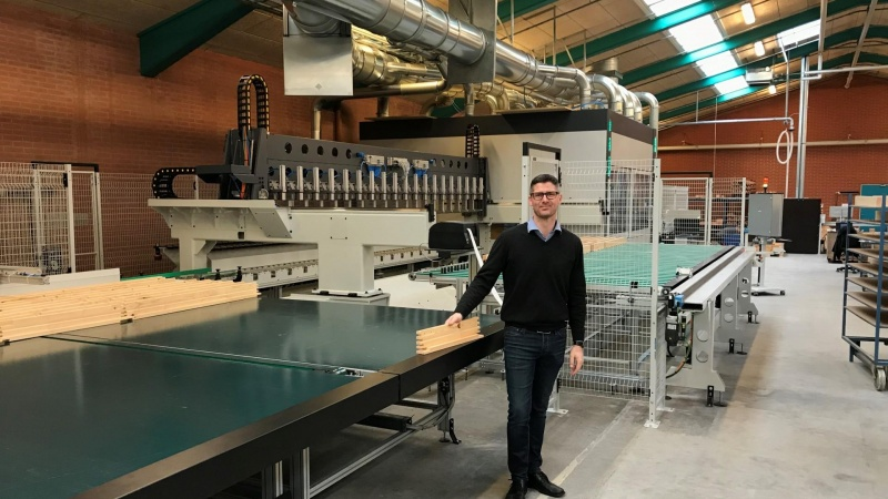 KPK investerer i ny teknologi og dansk produktion