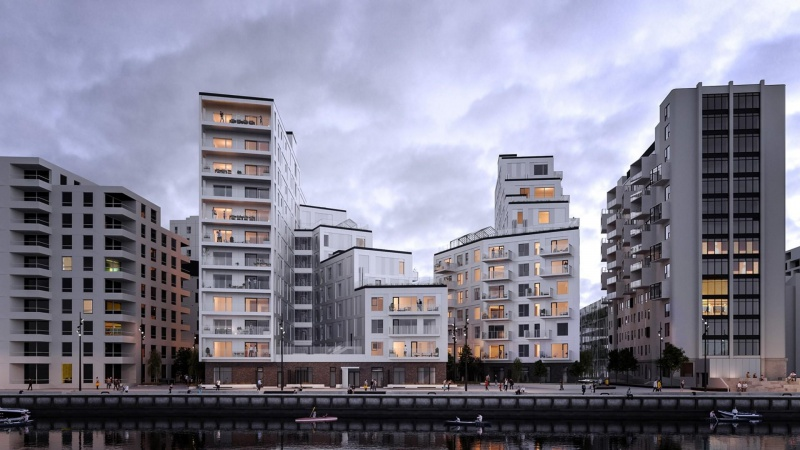 A. Enggaard bygger 172 lejligheder i Aalborg