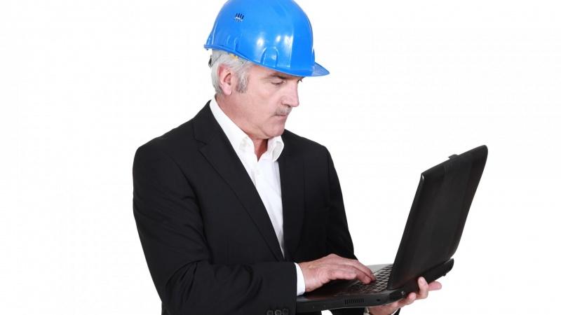 Ældre medarbejdere i bygge- og anlægsbranchen bruger mere IT end yngre