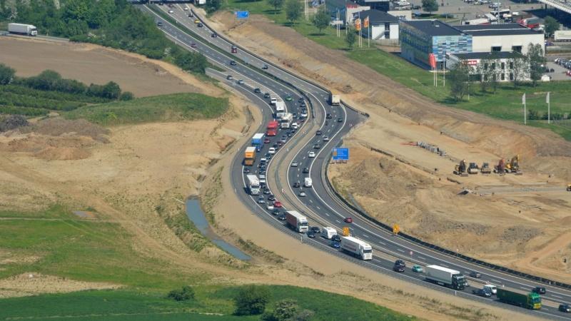 Regeringen og DF planlægger 450 kilometer vej og seks nye motorveje